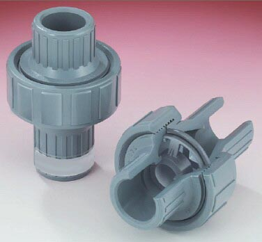 CPVC Check Valve for Chemical Injector
